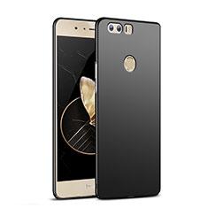 Custodia Plastica Rigida Opaca M04 per Huawei Honor 8 Nero