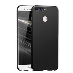 Custodia Plastica Rigida Opaca M04 per Huawei Honor V9 Nero
