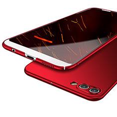 Custodia Plastica Rigida Opaca M04 per Huawei Nova 2S Rosso