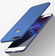 Custodia Plastica Rigida Opaca M04 per Huawei Y7 (2018) Blu
