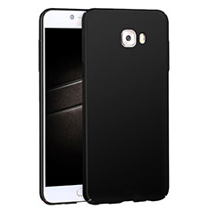Custodia Plastica Rigida Opaca M04 per Samsung Galaxy C5 Pro C5010 Nero
