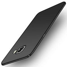 Custodia Plastica Rigida Opaca M04 per Samsung Galaxy C7 SM-C7000 Nero