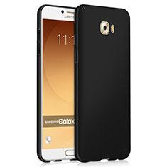 Custodia Plastica Rigida Opaca M04 per Samsung Galaxy C9 Pro C9000 Nero