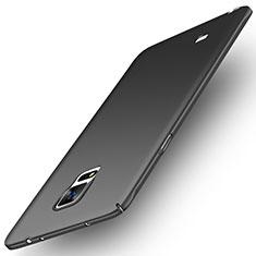 Custodia Plastica Rigida Opaca M04 per Samsung Galaxy Note 4 Duos N9100 Dual SIM Nero