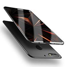 Custodia Plastica Rigida Opaca M05 per Huawei Enjoy 8 Nero