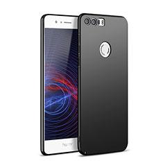 Custodia Plastica Rigida Opaca M05 per Huawei Honor 8 Nero