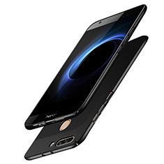 Custodia Plastica Rigida Opaca M05 per Huawei Honor V9 Nero