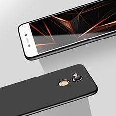 Custodia Plastica Rigida Opaca M05 per Huawei Honor V9 Play Nero