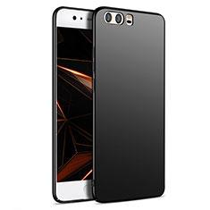 Custodia Plastica Rigida Opaca M05 per Huawei P10 Plus Nero