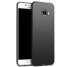 Custodia Plastica Rigida Opaca M05 per Samsung Galaxy C7 SM-C7000 Nero