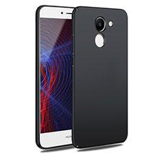 Custodia Plastica Rigida Opaca M06 per Huawei Enjoy 7 Plus Nero