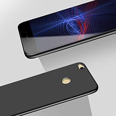 Custodia Plastica Rigida Opaca M06 per Huawei GR3 (2017) Nero