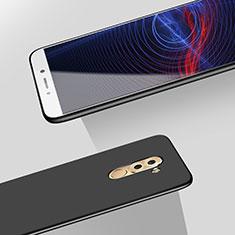 Custodia Plastica Rigida Opaca M06 per Huawei Honor 6X Nero