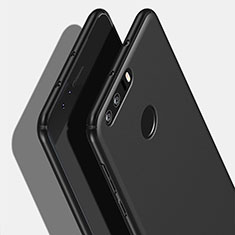 Custodia Plastica Rigida Opaca M06 per Huawei Honor 8 Nero