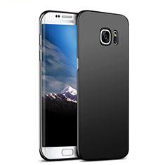Custodia Plastica Rigida Opaca M06 per Samsung Galaxy S7 Edge G935F Nero