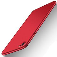 Custodia Plastica Rigida Opaca M07 per Apple iPhone 8 Rosso