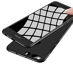 Custodia Plastica Rigida Opaca M07 per Huawei Honor 8 Nero