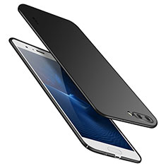 Custodia Plastica Rigida Opaca M07 per Huawei Honor V10 Nero