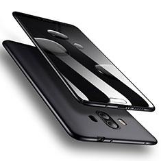 Custodia Plastica Rigida Opaca M07 per Huawei Mate 10 Nero