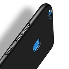 Custodia Plastica Rigida Opaca M07 per Huawei P8 Lite (2017) Nero
