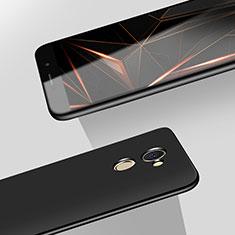 Custodia Plastica Rigida Opaca M08 per Huawei Enjoy 7 Plus Nero