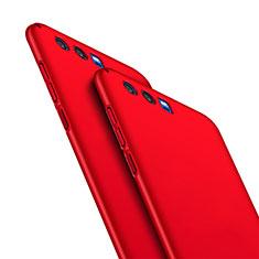 Custodia Plastica Rigida Opaca M08 per Huawei Honor 9 Premium Rosso