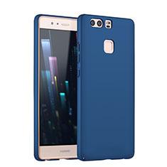 Custodia Plastica Rigida Opaca M08 per Huawei P9 Plus Blu
