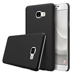 Custodia Plastica Rigida Opaca M08 per Samsung Galaxy C5 SM-C5000 Nero