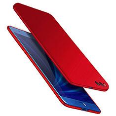 Custodia Plastica Rigida Opaca M08 per Xiaomi Mi 6 Rosso