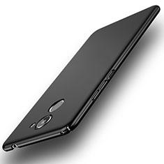 Custodia Plastica Rigida Opaca M09 per Huawei Enjoy 7 Plus Nero