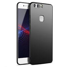 Custodia Plastica Rigida Opaca M09 per Huawei P9 Plus Nero