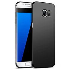 Custodia Plastica Rigida Opaca M09 per Samsung Galaxy S7 Edge G935F Nero