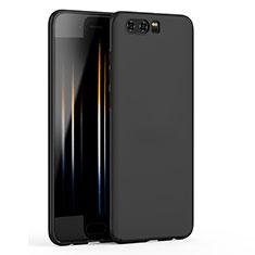 Custodia Plastica Rigida Opaca M10 per Huawei Honor 9 Nero
