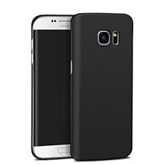 Custodia Plastica Rigida Opaca M11 per Samsung Galaxy S7 Edge G935F Nero