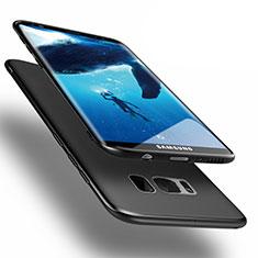 Custodia Plastica Rigida Opaca M15 per Samsung Galaxy S8 Plus Nero