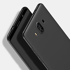 Custodia Plastica Rigida Opaca M16 per Huawei Mate 10 Nero