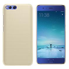 Custodia Plastica Rigida Opaca P01 per Xiaomi Mi 6 Oro