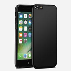 Custodia Plastica Rigida Opaca P07 per Apple iPhone 6 Plus Nero