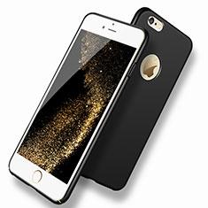 Custodia Plastica Rigida Opaca P08 per Apple iPhone 6S Plus Nero