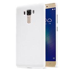 Custodia Plastica Rigida Opaca per Asus Zenfone 3 Laser Bianco