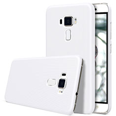 Custodia Plastica Rigida Opaca per Asus Zenfone 3 ZE552KL Bianco