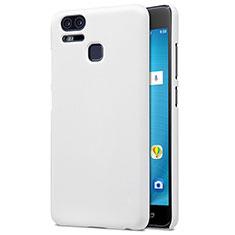 Custodia Plastica Rigida Opaca per Asus Zenfone 3 Zoom Bianco