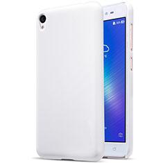 Custodia Plastica Rigida Opaca per Asus Zenfone Live ZB501KL Bianco