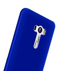 Custodia Plastica Rigida Opaca per Asus Zenfone Selfie ZD551KL Blu