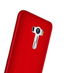 Custodia Plastica Rigida Opaca per Asus Zenfone Selfie ZD551KL Rosso
