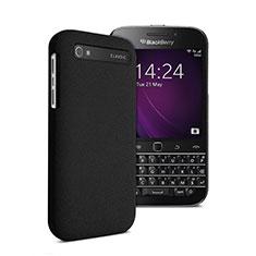 Custodia Plastica Rigida Opaca per Blackberry Classic Q20 Nero