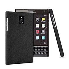 Custodia Plastica Rigida Opaca per Blackberry Passport Q30 Nero