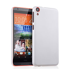 Custodia Plastica Rigida Opaca per HTC Desire 820 Bianco