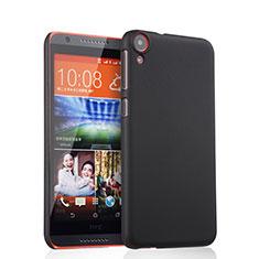 Custodia Plastica Rigida Opaca per HTC Desire 820 Nero