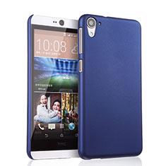 Custodia Plastica Rigida Opaca per HTC Desire 826 826T 826W Blu